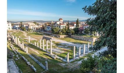 Агората - Атина, Гърция