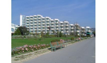 Изглед от Албена, България