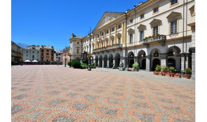 Аоста, Италия