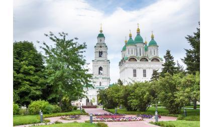 Астраханският кремъл, Русия