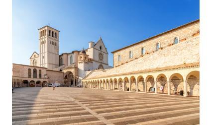 Базиликата Свети Франциск - Асизи, Италия