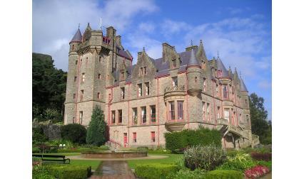 Замъкът Белфаст, Северна Ирландия