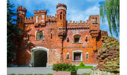 Брестката крепост, Беларус