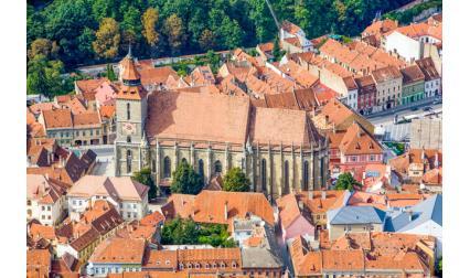 Черната църква - Брашов, Румъния