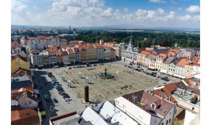 Ческе Будейовице, Чехия
