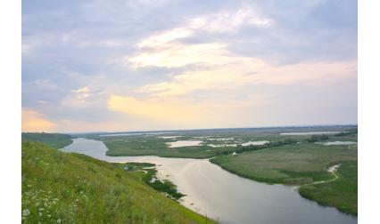 Делтата на река Дунав, Румъния