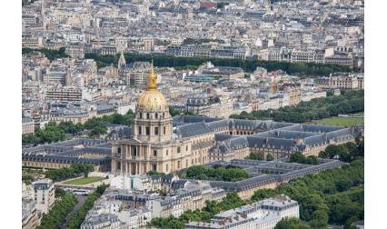 Домът на инвалидите, Париж