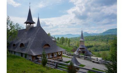 Дървени църкви в Марамуреш, Румъния