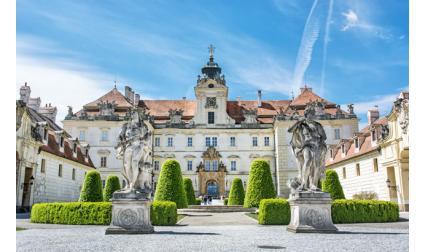 Дворец Валтице, Чехия