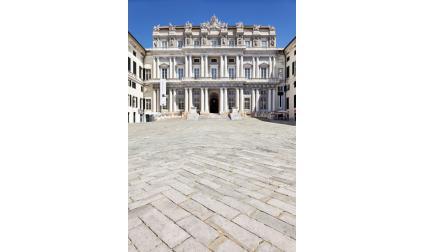 Дворецът на Дожите в Генуа, Италия