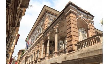 Дворецът Дория Турси в Генуа, Италия