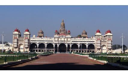 Дворецът Майсор, Индия