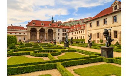 Дворецът Валдщайн - Прага