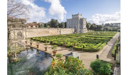 Дворецът Дория Памфили, Рим, Италия
