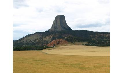 Дяволската кула - Уайоминг, САЩ