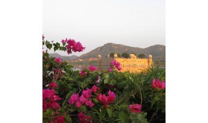 Джал Махал, Джайпур, Индия