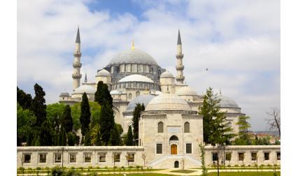 Джамията на Сюлейман - Истанбул, Турция