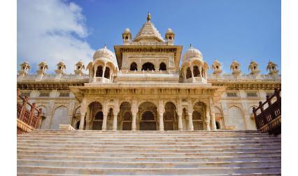 Джодхпур, мавзолей Джавант Тхада, Индия