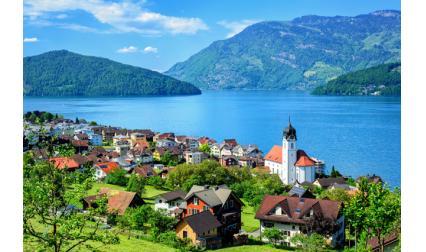Езерото Люцерн, Швейцария