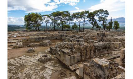 Фестос - Крит, Гърция