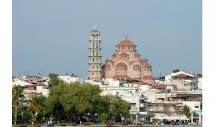 Град Неа Мудания, Гърция