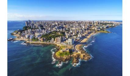 Град Салвадор, Бразилия