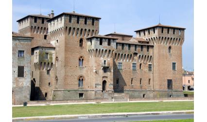 Замъкът Сан Джорджио, част от Херцогския дворец, Мантуа