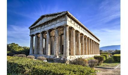 Храмът на Хефест - Атина, Гърция