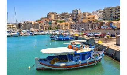 Ираклион, Крит, Гърция