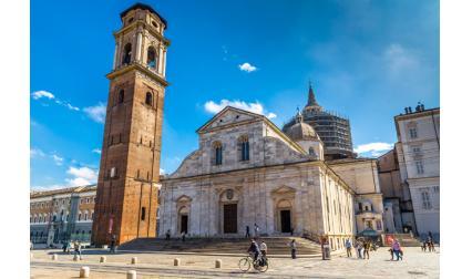 Катедралата в Торино, Италия
