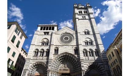 Катедралата в Генуа, Италия