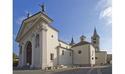 Катедралата в Аоста, Италия