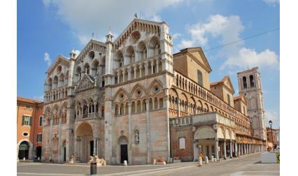 Катедралата - Ферара, Италия