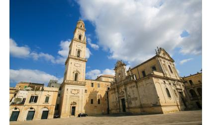 Катедралата - Лече, Италия