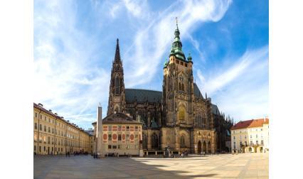 Катедралата Свети Вит, Прага