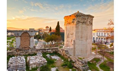 Кулата на ветровете - Атина, Гърция