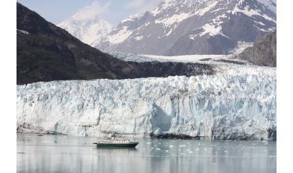 Ледниковият залив, Аляска, САЩ