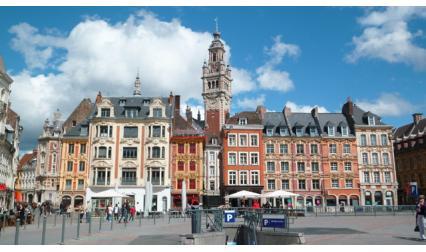 Лил, Франция