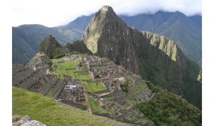 Мачу Пикчу - загубеният град