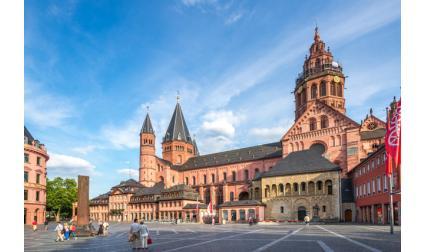 Град Майнц, Германия