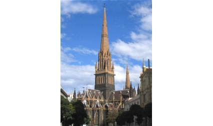 Катедралата в Мелбърн