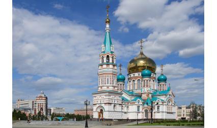 Омск, Русия