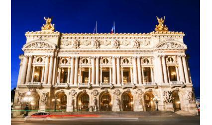 Опера Гарние, Париж, Франция