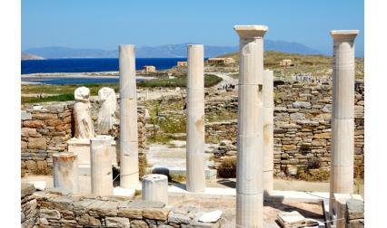 Остров Дилос, Гърция