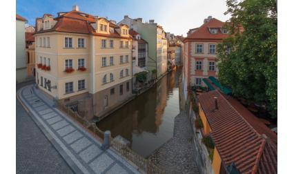 Остров Кампа - Прага, Чехия