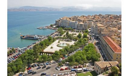 Остров Корфу, Гърция
