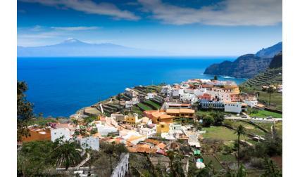 Остров Ла Гомера, Канарски острови, Испания