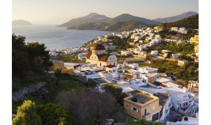 Остров Лерос, Гърция