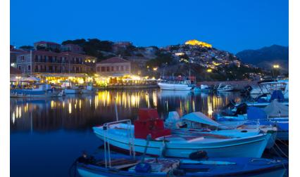 Остров Лесбос, Гърция