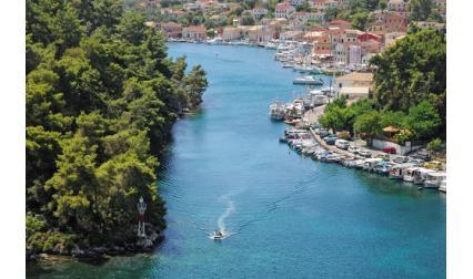 Остров Пакси, Гърция
